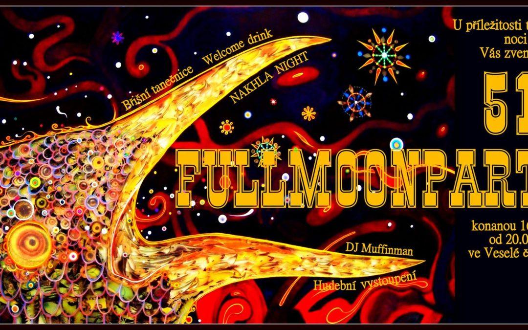 Full Moon Party 16. září