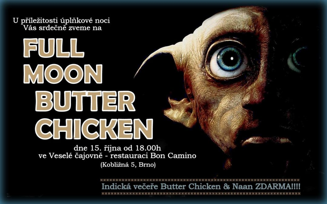Butter Chicken Full Moon Party