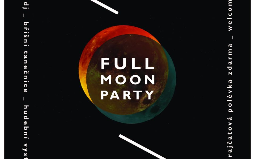11.4. Fullmoonparty