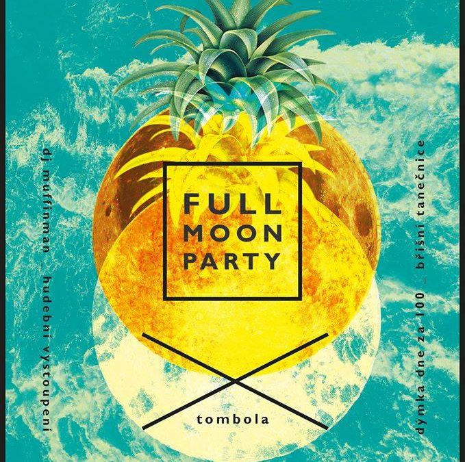 9.6. Fullmoonparty