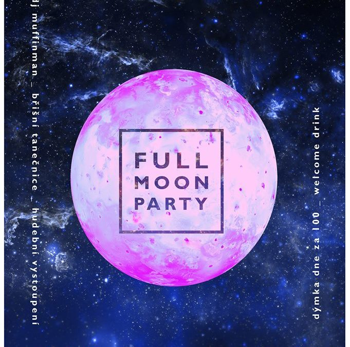 9.7. Fullmoonparty