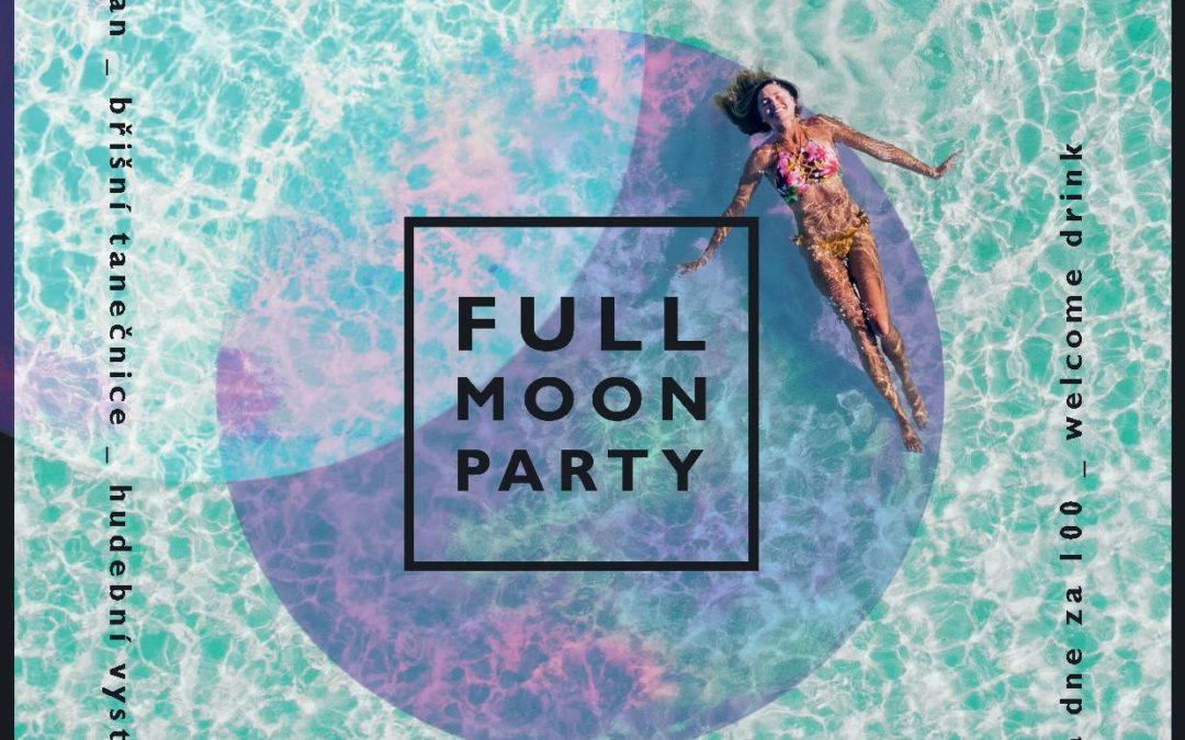 7.8. Fullmoonparty