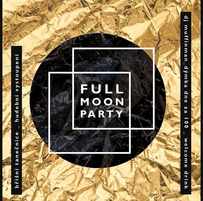 3.11. Fullmoonparty